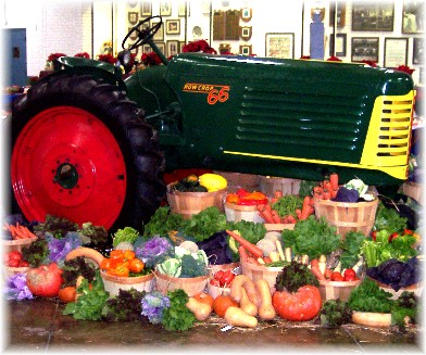 Pennsylvania Farm Show display