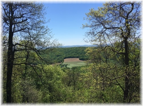 Blue Mountain overlook 5/9/17