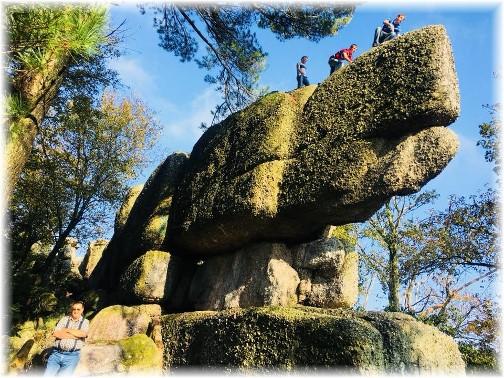Boxcar rocks, Lebanon County 10/15/17