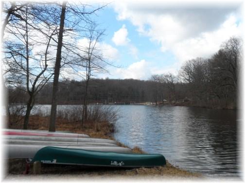 Conewago Lake, Lebanon County, PA 2/28/13