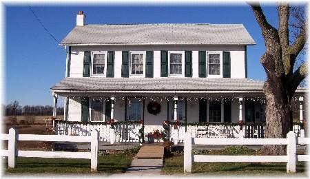 Lebanon County PA farmhouse