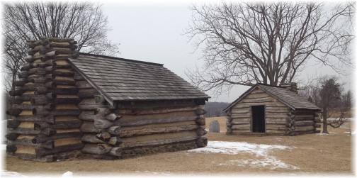 Valley Forge encampments 3/1/15