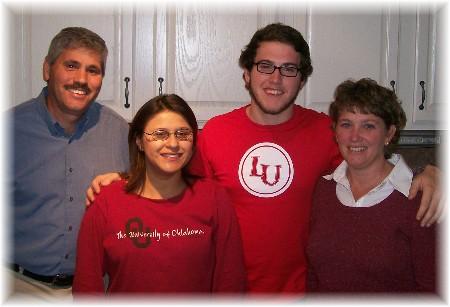 Miller family 10/09