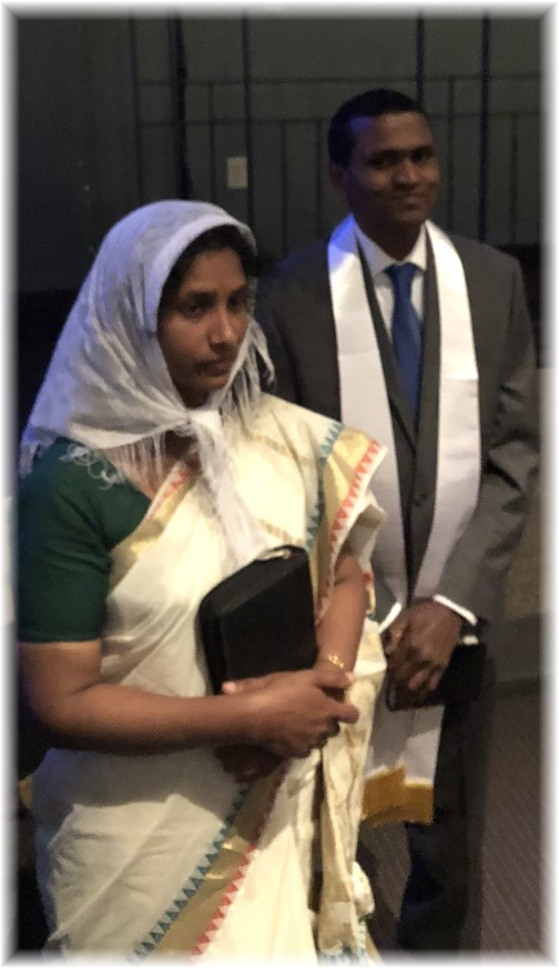 Saji Varghese ordination, Reading, PA 5/9/18