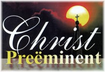 Christ Preeminent