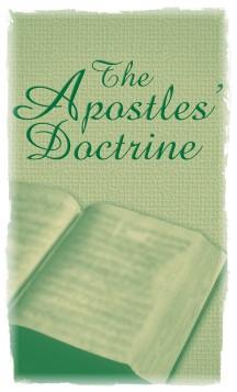 Apostle's Doctrine