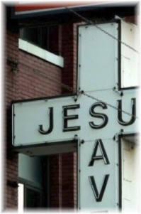 Jesus Saves!