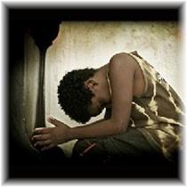 Young King Josiah seeking the Lord