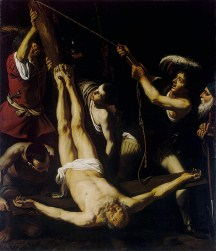 Peter's crucifixion