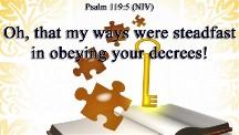 Psalm 119:5