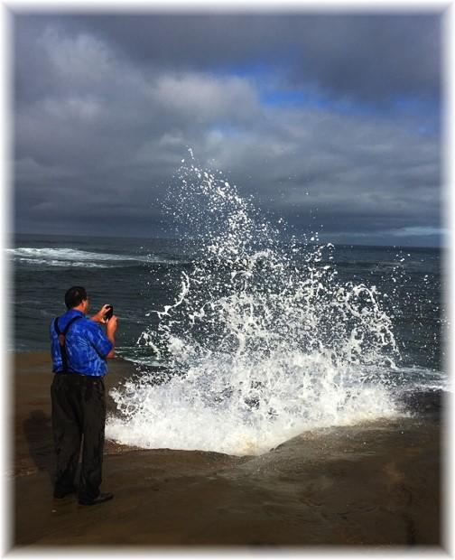 Wet surf 10/16/16