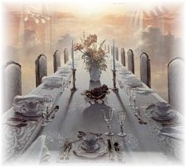 Heavenly Banquet Table