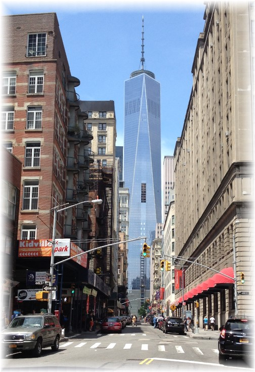 Freedom Tower 5/26/14