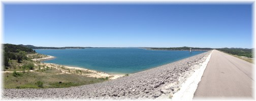 Canyon Lake Dam 4/28/14