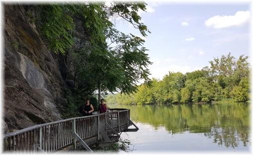 Ijams Nature Preserve, Knoxville, TN 8/9/17