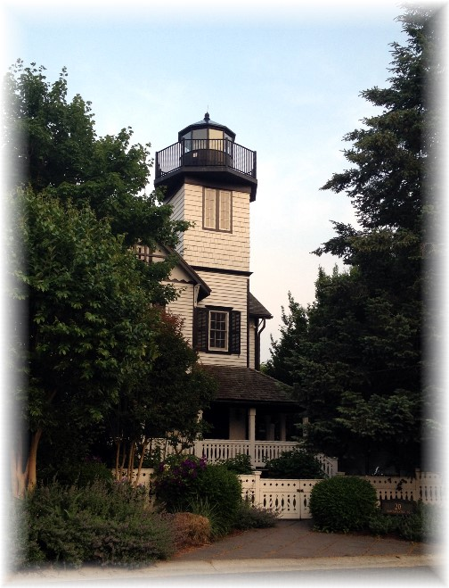 Lighthouse home in Lewes Delaware 6/9/15