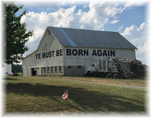 Ohio Barn 7/30/16