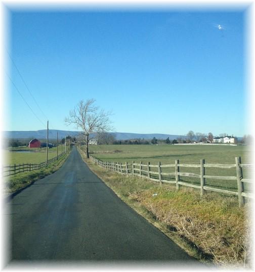 Virginia backroads 11/23/15