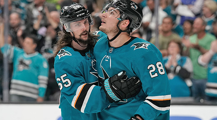 2020 Fantasy Hockey Season Preview: San Jose Sharks