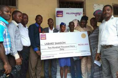 See what 19-year-old Girl got after returning N18,000