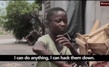 """I can kill anyone that messes with me"" - Shanawole 11 year old Cultist Speaks"