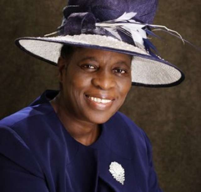 'Stop telling lies during wedding ceremonies'- Pastor (Mrs) Foluke Adeboye Warns