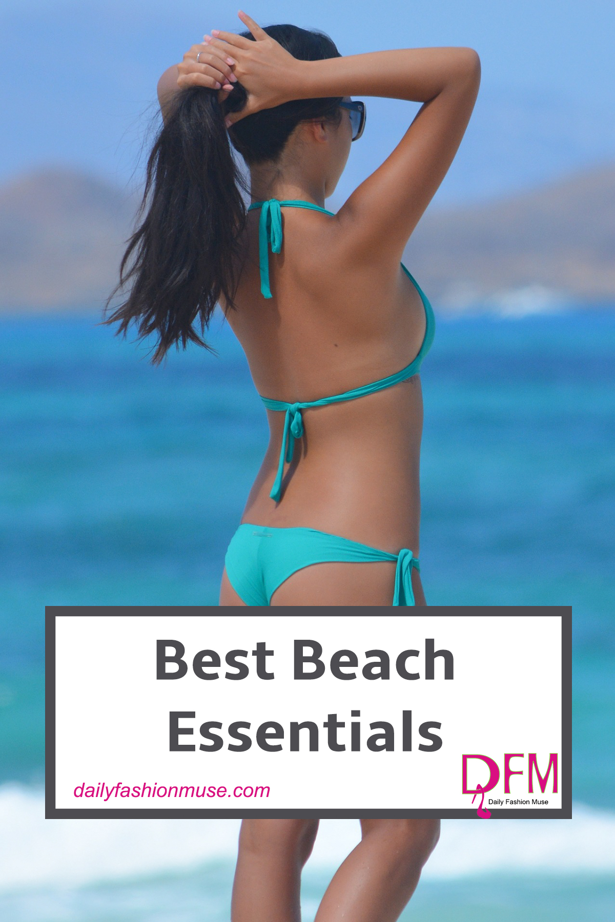 It is just about beach time. Do you know what you are taking? Click through to read my best beach essentials to have on hand.
