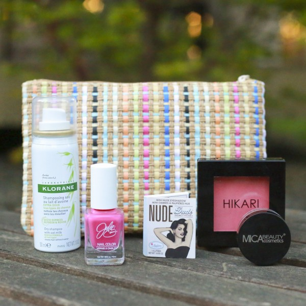Ipsy April 2015 Glam Bag Review - Daily Fashion Muse