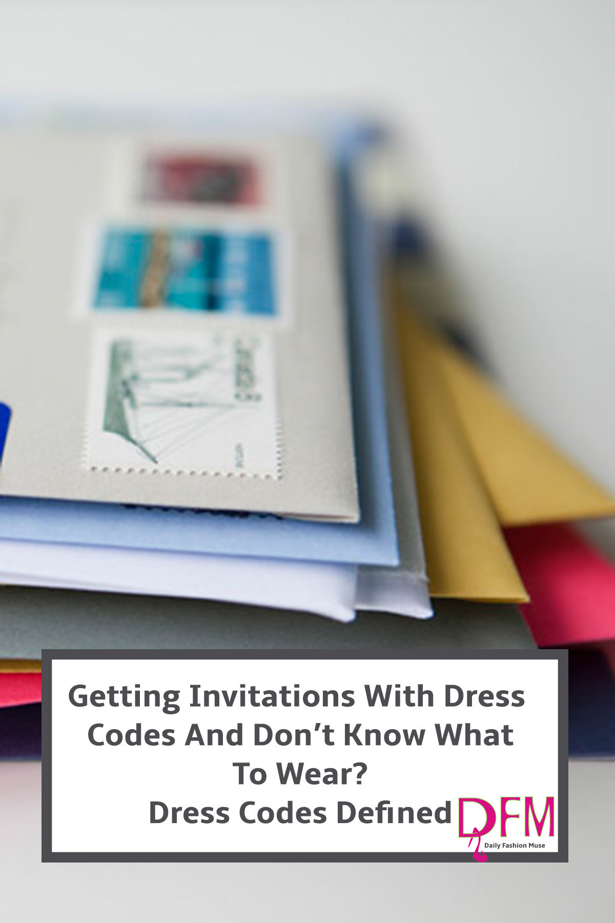 Wondering what all those different dress codes mean on your invitations? We broke it all down. Click through to read.