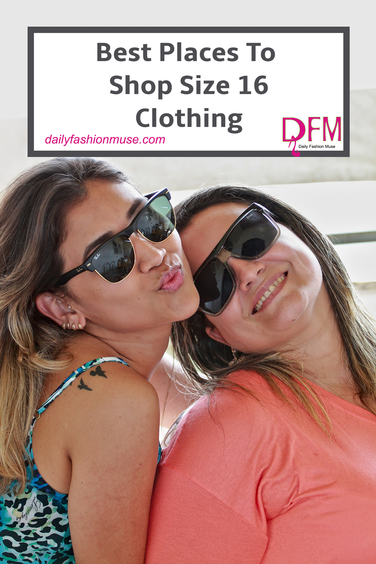 Looking for larger sized clothing but no one seems to carry anything in your size? What's a girl to do. Click to see who caters to the size 16 women.