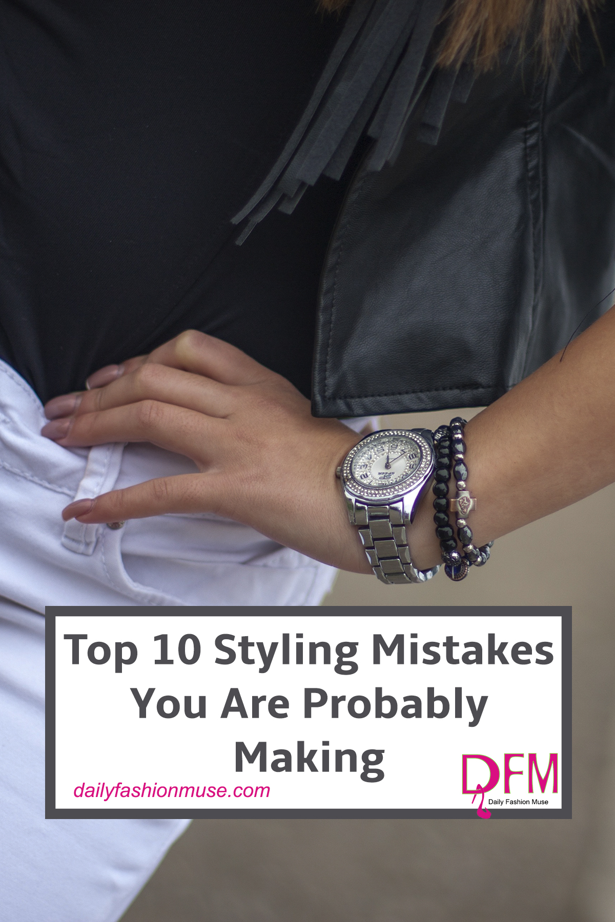 There are a slew of styling mistakes that women make. Here are my top 10 styling mistakes and how to fix them taking your fashion game to the next level.