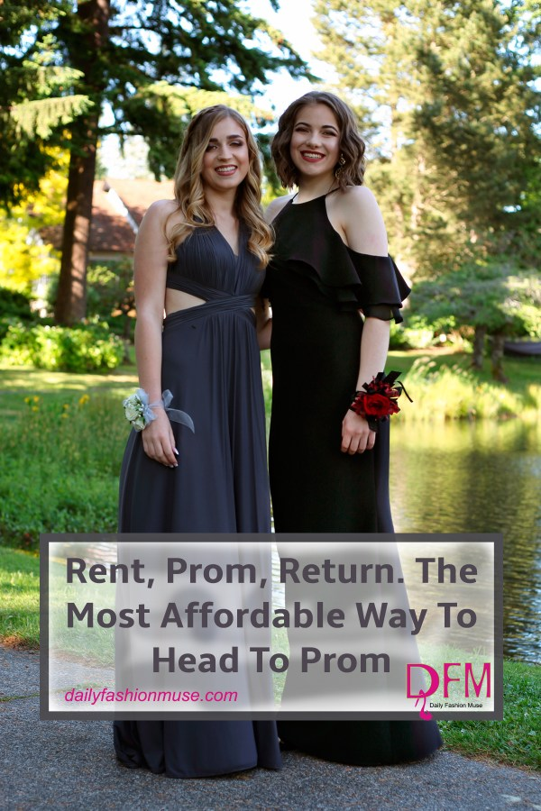 Rent Prom Return The Most Affordable Way To Head To Prom Daily