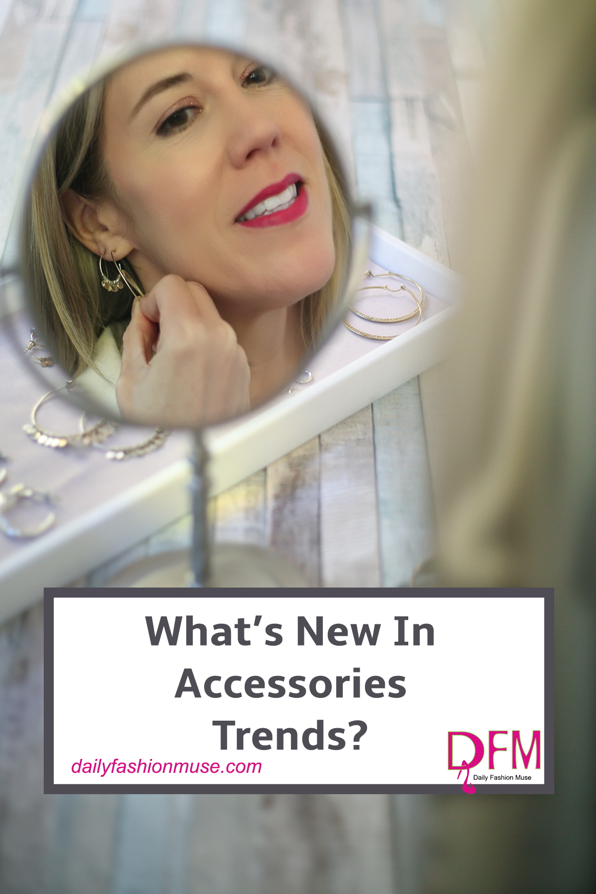 Want to know what the latest in accessories trends will be? Click through to see the next big jewelry trend and how to style it successfully. -Daily Fashion Muse