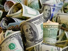 US Efforts Ease Worries, Push Dollar Lower