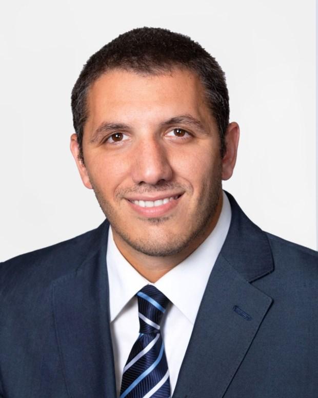 Nicholas Tarkazikis