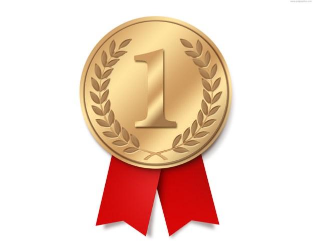 Design of Gold medal