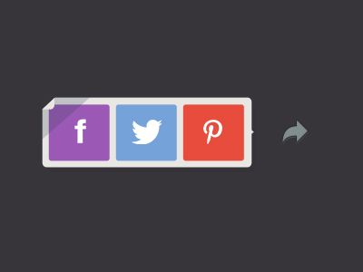 social network icon psd(facebook twitter)
