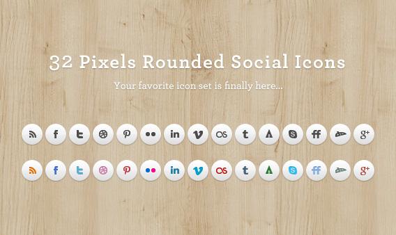 icon set,social media icons,subscription icon,facbook icon,twitter icon,linkedin icon,google+ icon,pinterest icon