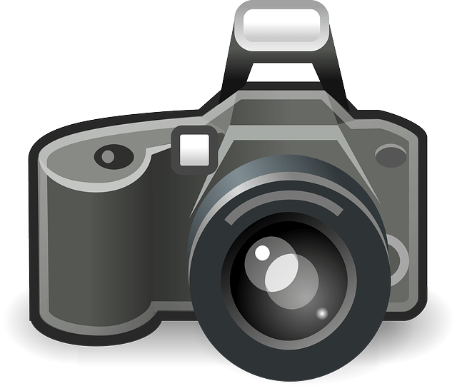 Digital Camera Free Vector