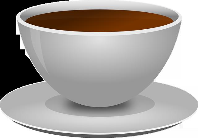 Free coffee mug vector
