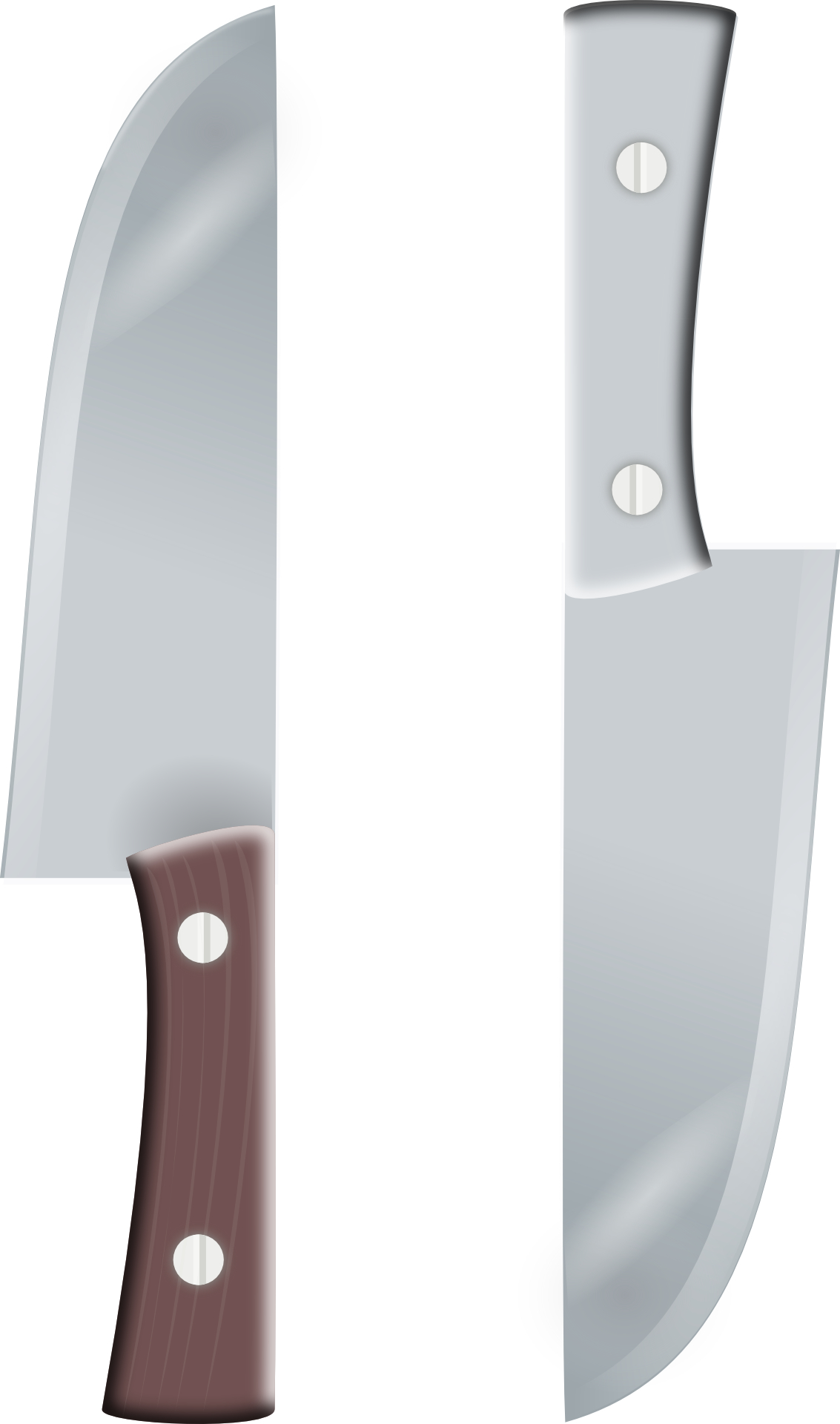 Kitchen tool,knife vector