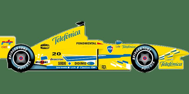 Minardi Free vector
