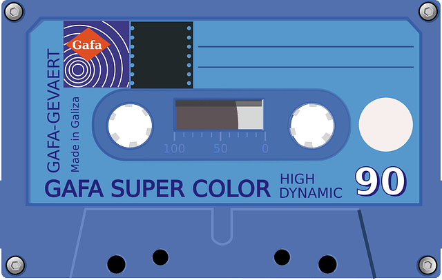 Music Tape free vector