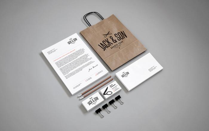 Retro Business card Paper Envelope Vector
