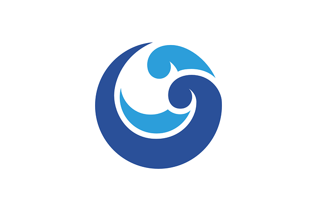 Sign of ocean wave vector