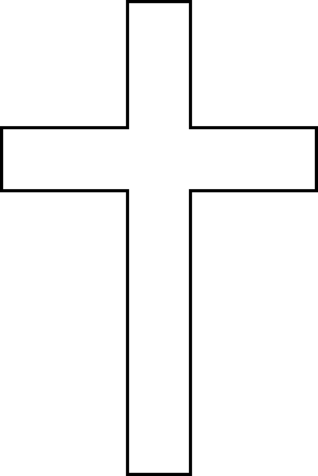 Simple cross vector