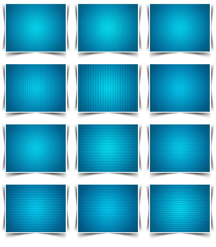 White Black Line Patterns(Free PAT)