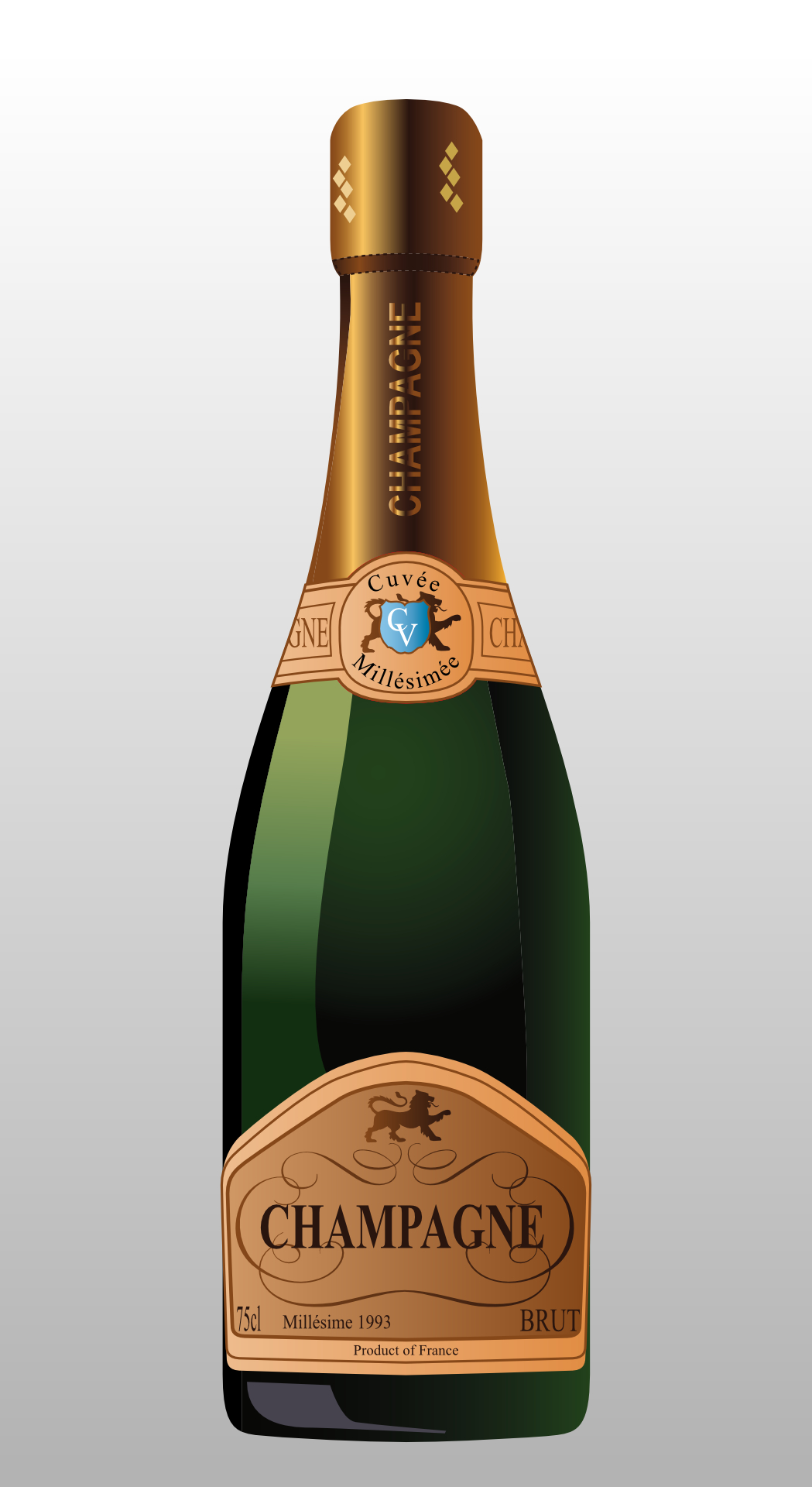 champagne vector,bottle,drink