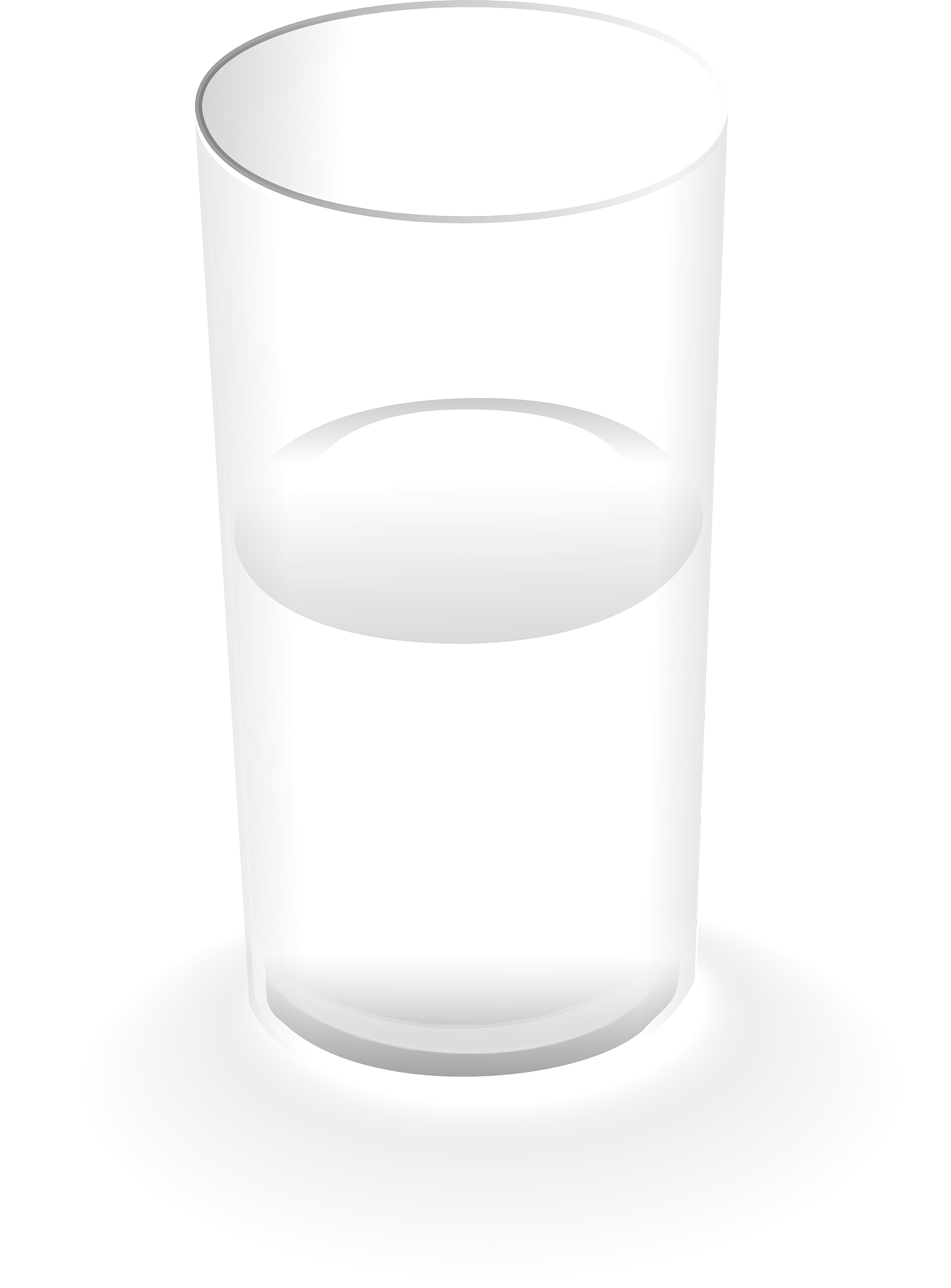 glass cup,water,drink vector