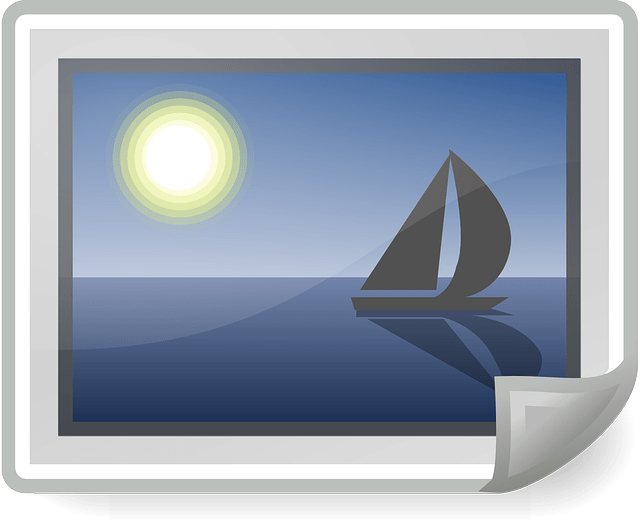 ocean sailing photo vector